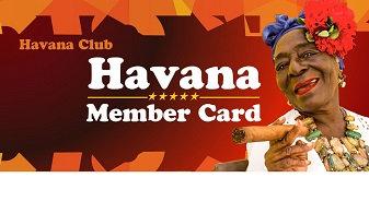 הצטרפות לכרטיס חבר מועדון - הוואנה קלאב