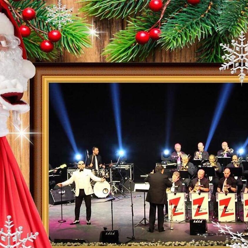 Новый год в стиле джаз с Jazz Orchestra Big Zbang.