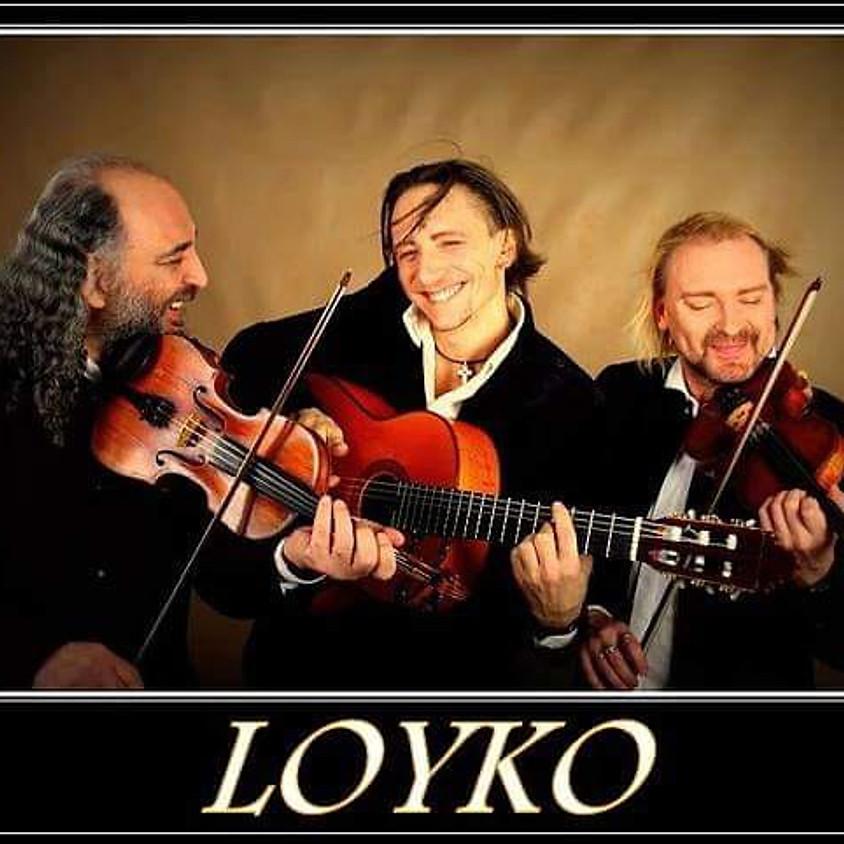 Trio Loyko - Gypsy Blues