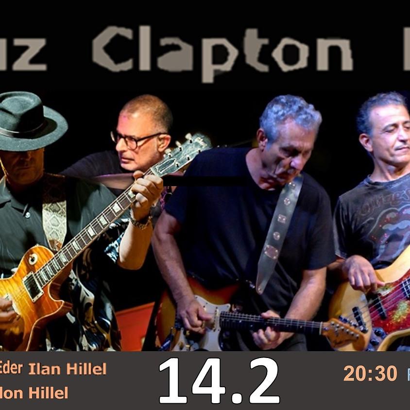 Tamuz  Clapton  Dylan (1)