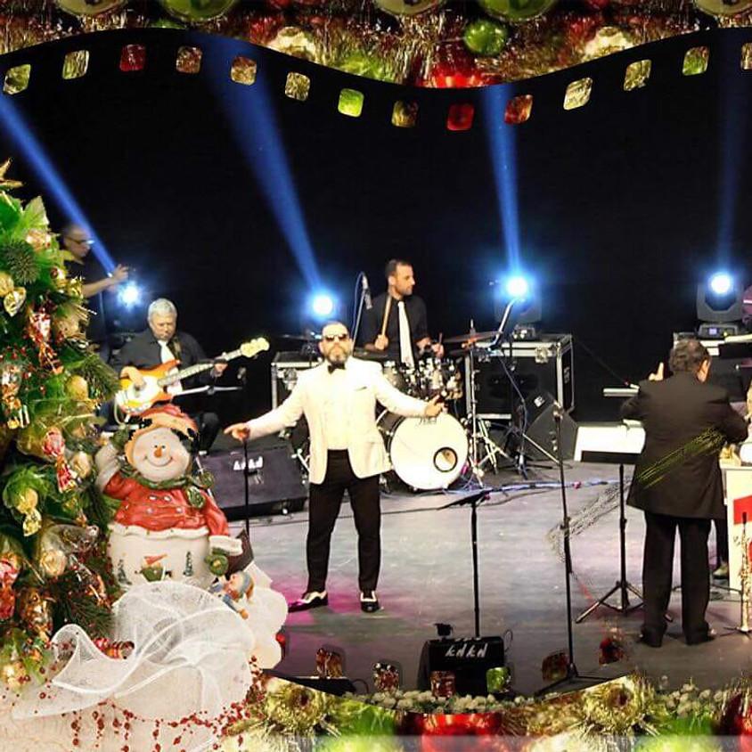 """Новый год в стиле джаз с Jazz Orchestra """"Big Zband"""" 28.12 20:30"""