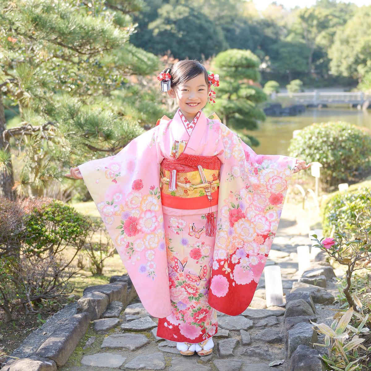 日本庭園撮影