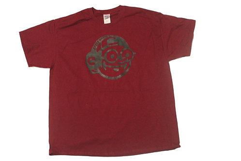 Unisex Creepnation Tshirt - Gun Metal logo