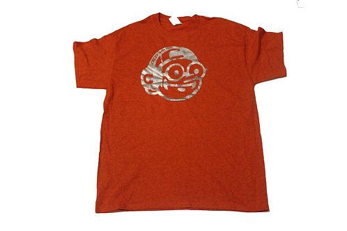 Unisex Creepnation Tshirt - Silver Logo