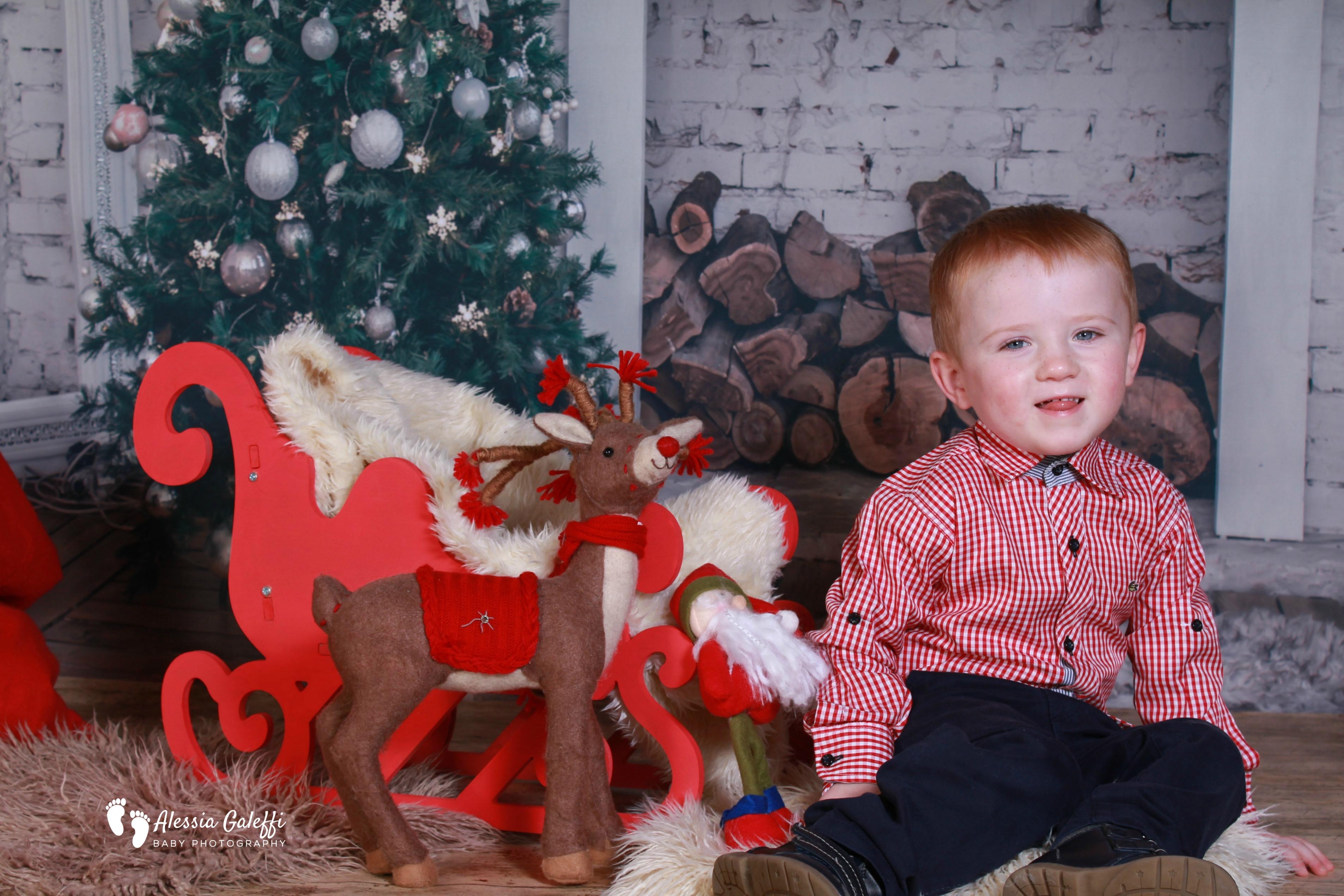 Christmas Portrait Aberdeen
