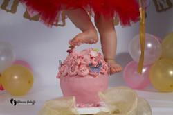 First Birthday Smash Cake Aberdeen