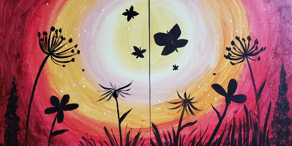 "Online Mother's Day Brunch ""Butterfly Sunrise"""