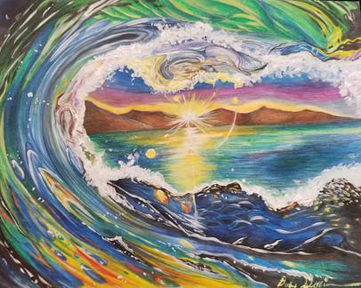 """Celestial Wave"""