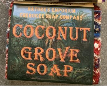 Nature's Emporium Coconut Grove Soap