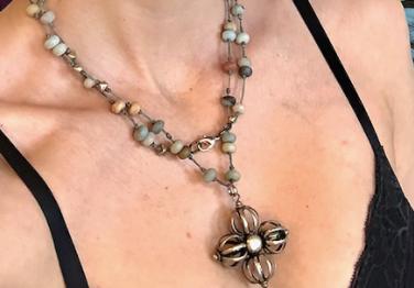 Jewelry by Bridget: Necklace 1