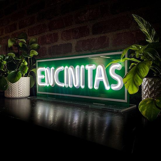 ENCINITAS NEON SIGN