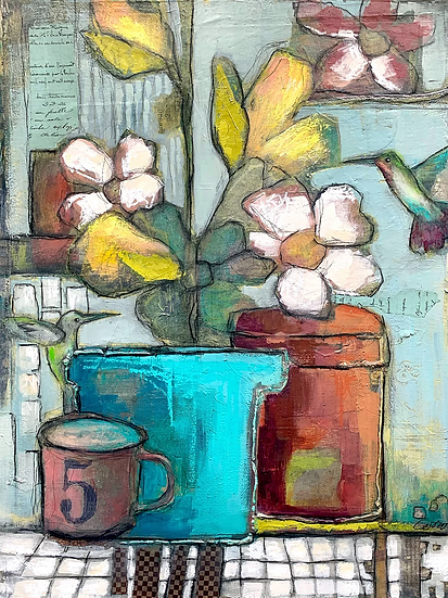 DENISE: PIECE 1 Coffee at 5