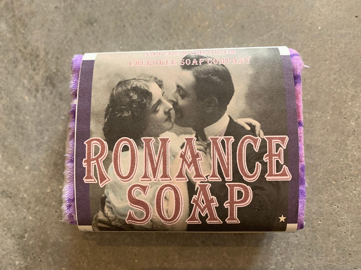 Nature's Emporium Romance Soap