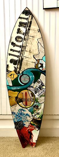 Kathleen: Surfboard Piece 2