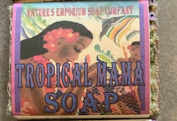 Nature's Emporium Tropical Mama Soap