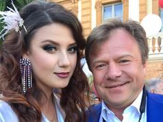 Naty with the Amazing Igor Butman