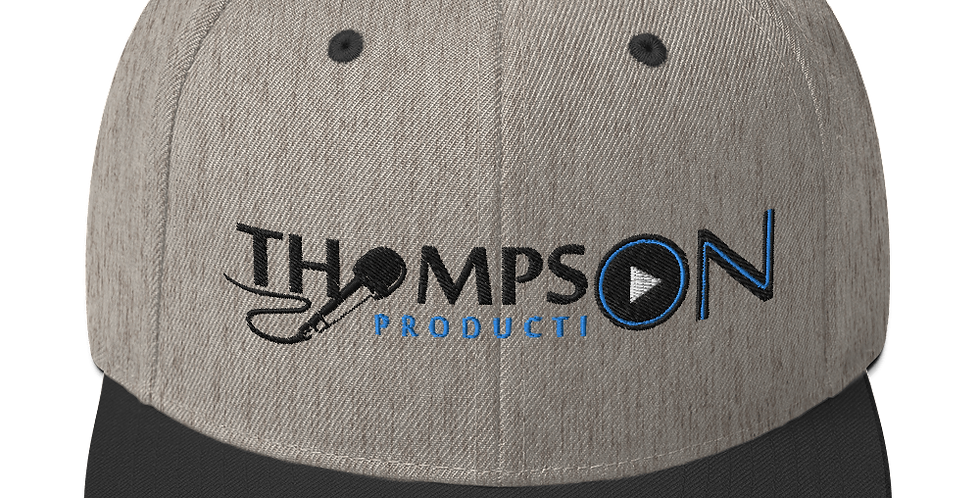 Thompson Production Snapback Hat