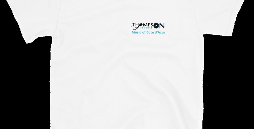 Thompson Production Music of Cote d'Azur T-Shirt