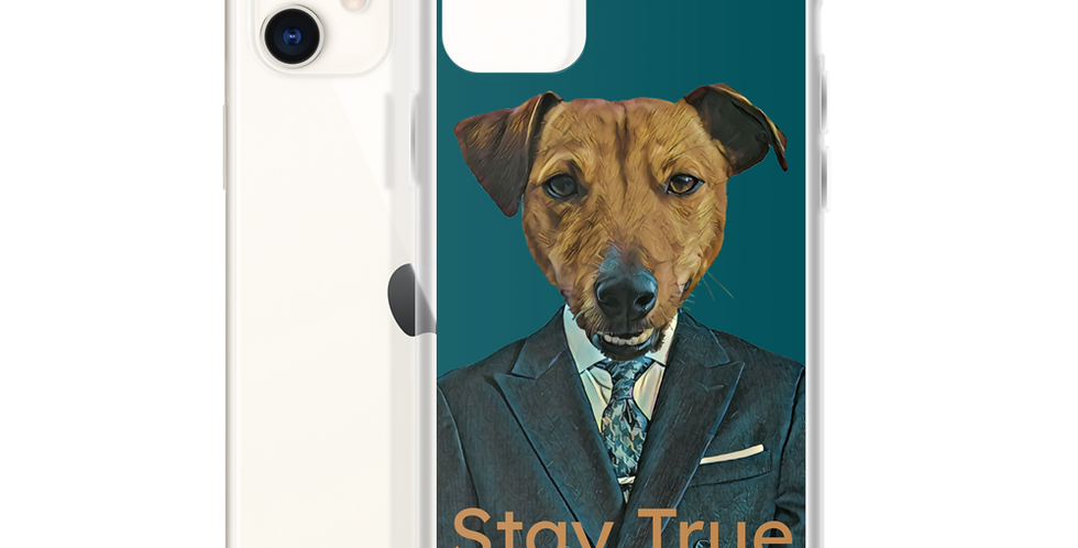 Stay True iPhone Case