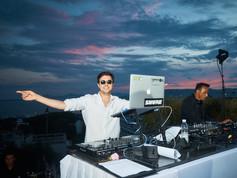 DJ Thompson Antibes