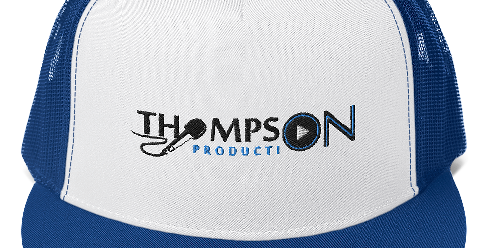 Thompson Production Trucker Cap