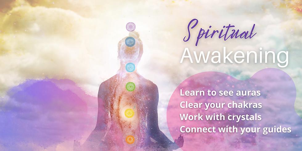 Spiritual Awakening Saturday, April 24