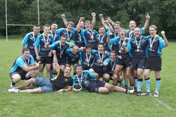 Elmbridge win se regionals 2011