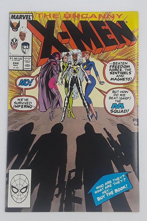 Uncanny X-Men 244