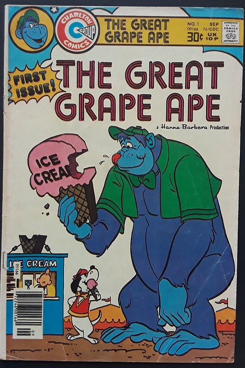 Great Grape Ape #1