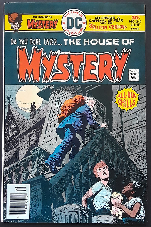 House of Mystery #242