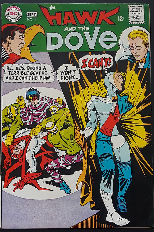 Hawk and the Dove #1