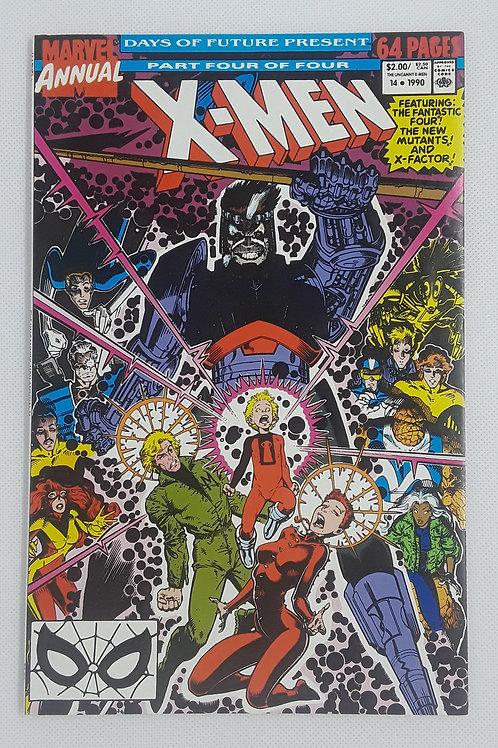 Uncanny X-Men Annual 14