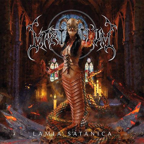 Martyrium - Lamia Sata