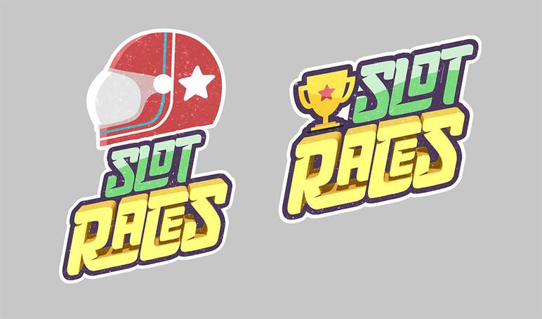 Slot Races Logo