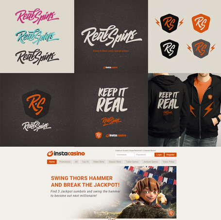 RealSpins Logo