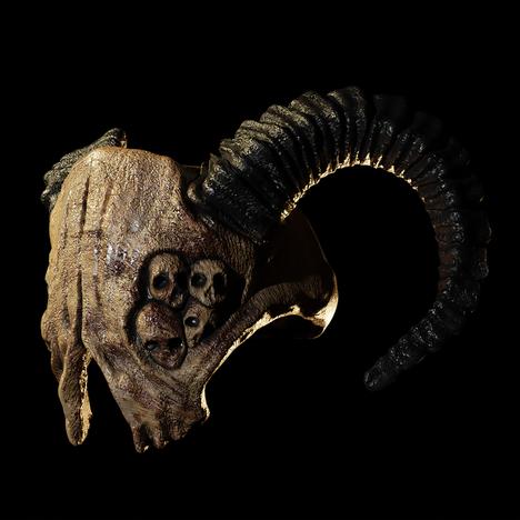 Lamia's Mask of Dead
