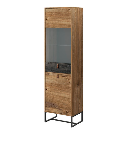 Dark Display Cabinet 53