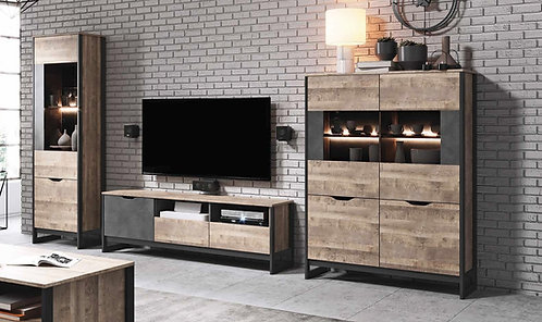 Arden Living Room Set No:1