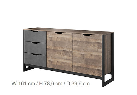 Arden Sideboard 160