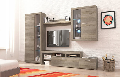 Alvaro Living Room Furniture Set
