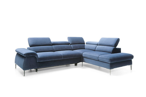 Blues Corner Sofa Bed