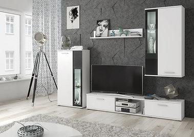 Wow Living Room Furniture Set White