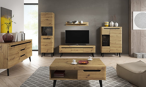 Nordi Artisan Living Room Set No:3