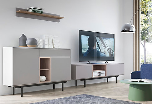 INOX Living Room Set 2