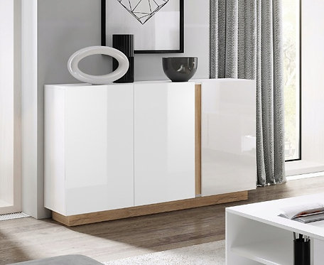 Arco Sideboard White Gloss