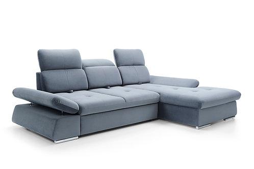 Focus Corner Sofa Bed