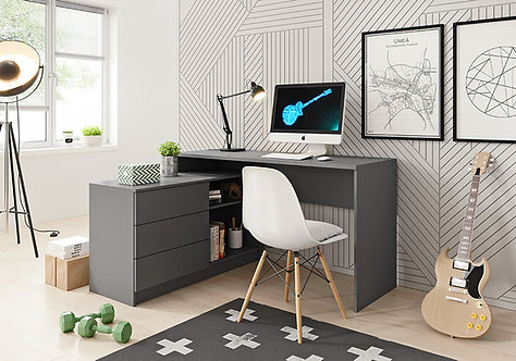Teo Desk GREY