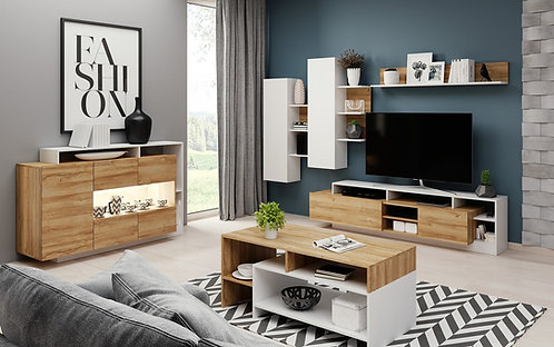 Alva Living Room Set No:2