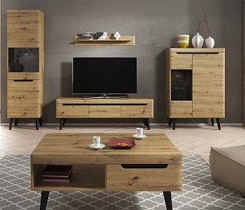 Nordi Artisan Living Room Set No:2