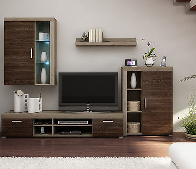 Tom II Living Room Furniture Set